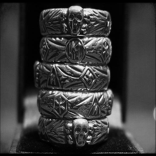 SS-Totenkopf-Rings