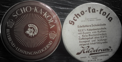 Vintage-WW2-German-Chocolate-Ration