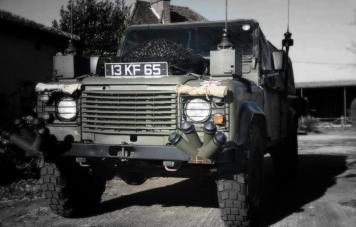 British-Military-Landrover-110