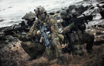 Bundeswehr-KSK-Fireteam-Today