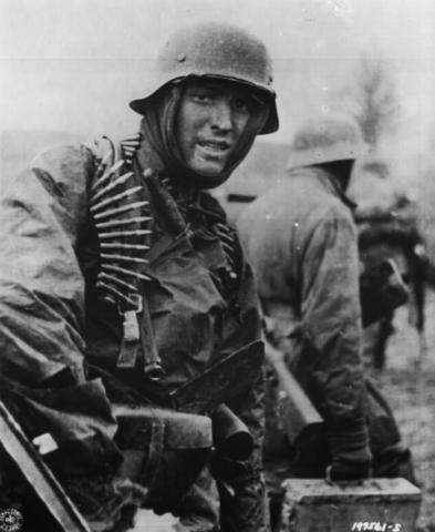 Der-Deutsche Soldat-gestern