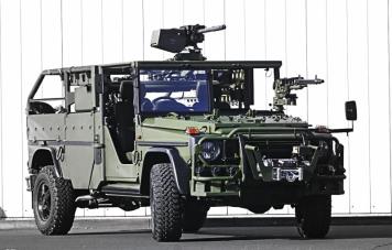 Rheinmetall-LIV-Mercedes-Benz-G-Class