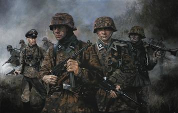 Waffen-SS-Fireteam-Yesterday