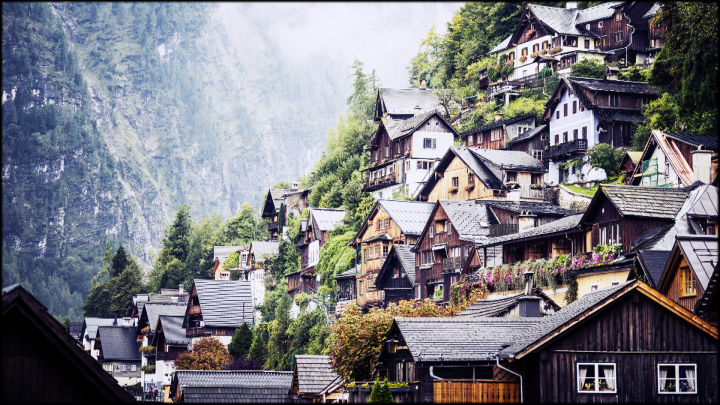 Austrian-Alpine-Mountain-Village 000 Feature