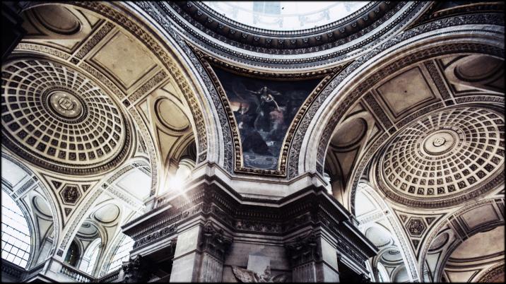 Neoclassiscism-Place du Panthéon, 75005 Paris 1920x1080 Feature