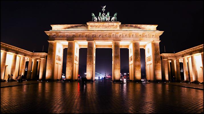 Pariser Platz, Brandenburg Tor 10117 Berlin 1920x1080 Feature