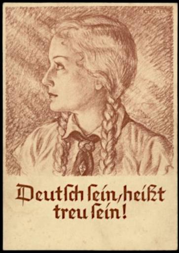 Drittes-Reich-BDM-I