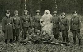 Drittes-Reich-Eisbär-Kuntsphotographie-I