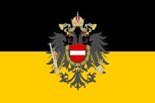 Kaisertum-Österreich-House-Habsburg-Banner