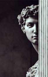 michelangelo-giuliano-de-medici-portrait-sculpture