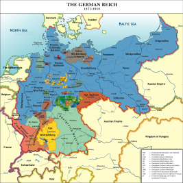 Nord-Deutscher-Bund-Otto-Von-Bismarck 1871-1918