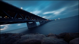 FEATURE-Øresund-Bridge-Denmark-Sweden