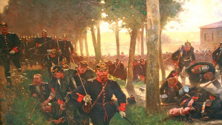 Preußische-Soldaten-Carl-Röchling